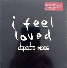 Depeche Mode Maxi CD I Feel Loved (LCDBONG31) - Benelux - (M/M - Scellé /