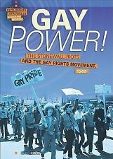 Gay Power!: The Stonewall Riots and the Gay Rights Movement, 1969 (Civ-ExLibrary