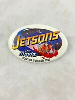 Vintage - The Jetsons - Movie -1990 - Promotional - Pin - Button - Pinback