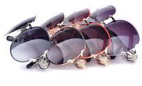 Upscale wooden glasses full frame ebony 100% UV400 polarized sunglasses