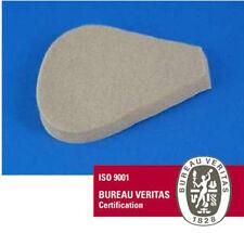 "#451 Adhesive Felt Pads Flesh 1/4"" 50 Left/Right -100- Orthopedic Medical Grade"