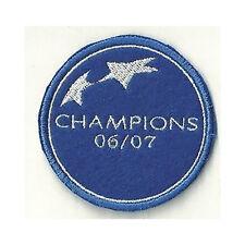 [Patch] CHAMPIONS LEAGUE 2006/07 replica diametro cm6,5 ricamo termoadesiva -176