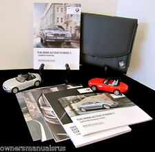 2014 BMW ACTIVEHYBRID 7 with Navigation OWNERS MANUAL  #B733