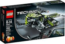 Technic: Snowmobile #42021 Building Set by LEGO