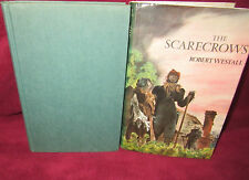 The SCARECROWS ~ Robert Westall. 1ST HbDj    A hell of a psychological thriller!