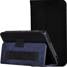 Luxury PU Leather Stand Flip Business Case Cover For HP Elite X3 Cell Phone