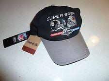 SUPERBOWL XLIII NFL/REEBOK STEELERS VS CARDINALS EXCLUSIVE STADIUM HAT - NWT