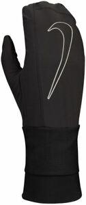 Nike Mens Transform Running Gloves - Black - S/M/L/XL
