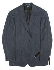 Obvious - Navy/White Stripe Blazer - Size 40 - *NEW WITH TAGS* RRP £145
