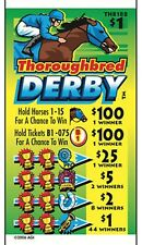 New listing Lot 2 Thoroughbred Pull Tabs