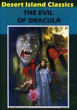 Evil of Dracula (DVD Used Very Good) DVD-R
