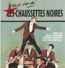 """EDDY MITCHELL & LES CHAUSSETTES NOIRES: CD """"Le Rock C'est Ca"""""""