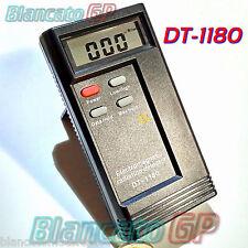 RILEVATORE MISURATORE DI RADIAZIONI ELETTROMAGNETICHE DETECTOR DT-1180 EMR EMF