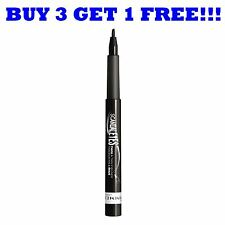 Rimmel Eye Liner Scandaleyes Thick & Thin Waterproof Black 001 1.1ml