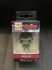Funko Pocket Pop Keychain Marvel Avengers Age Of Ultron: Hulk Action Figure Toy