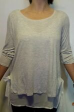 NEW Lauren Conrad Women's Juniors Side Bow Tunic Size Large $40 Retail