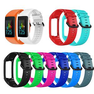 For POLAR A370/A360 Smart Bracelet Steel buckle Watch Band Wristwatch Band Strap
