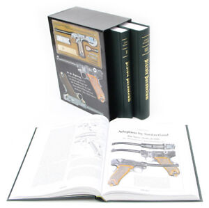 Pistole Parabellum: History of the Luger System - 3-Volume Set