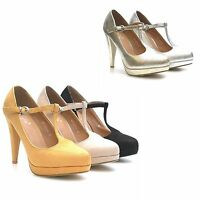 2016 DESIGNER DAMEN PUMPS PARTYSCHUHE High Heel ABENDSCHUHE Gr36-41 PH2201