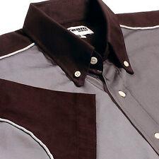 Grease Monkee GT-Shirt, Grey/Black, Small S TT393-S-GB