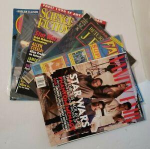 Star Wars 6 Magazine Lot