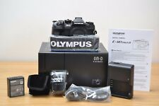 *Mint* Olympus OM-D E-M1 MARK II Body - 81 Actuations - 6 Month Warranty Mk 2
