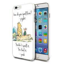 Winnie The Pooh Premium Design Phone Hard Case Cover For Top Mobiles - 01