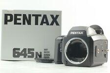 [Top Mint IN Scatola] Pentax 645N Formato Medio Film Fotocamera + 120 Fb Da