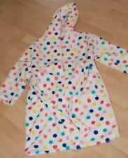 MOTHERCARE spotty robe nightwear size 6-8 years L@@K *next day post*