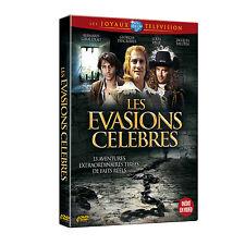 Les Évasions célèbres - Coffret 4 DVD