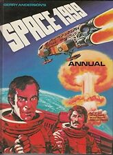 Space 1999 Annual Angus P Allan Hardback Vintage Collectable 1975 Gerry Anderson