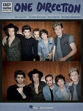 One Direction - Easy Guitar with Tab: Easy Guitar with Notes & Tab, One Directio