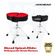 More details for ahead spinal-g 'spinal glide' motorcycle drum throne seat (orthopaedic stool)