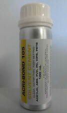 Acri Bond 105 Solvent Cement Glue 100ml For Acrylic, ABS, PC, HIPS & PETG