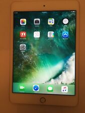 AS IS !ICL0UD! Apple iPad mini 4 32GB, Wi-Fi + Cellular (Unlocked), 7.9in - Gold