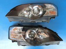JDM Subaru LEGACY LIBERTY BPE BP5 BL5 STI HID Head Light Headlights BLACK 03-05