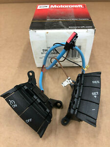 NEW MOTORCRAFT SW-6751 CRUISE CONTROL SWITCH FOR 2010-2017 FORD TRANSIT CONNECT