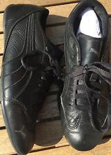 PUMA Leder Sneaker Sportschuhe Turnschuhe Laufschuhe Schnürschuhe Running