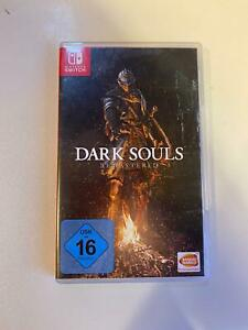 Dark Souls - Remastered (Nintendo Switch, 2018)