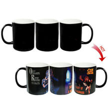 █ Ozzy Osbourne Diary of a Madman Hot Water Color Change Magic Cup Mug BS057