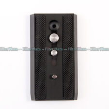 501PL Sliding Dovetail Quick Release Plate for Manfrotto 501HDV 503HDV Trip