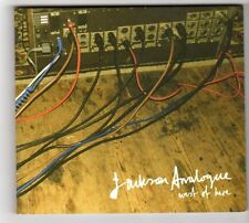 (GS404) Jackson Analogue, West Of Here - 2006 CD