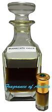 Mukhallat Amber SPICY Floreale AMBRA LEGNO PROFUMO OLIO per Fragranza DELL ARABIA 12ml