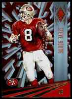 2016 PANINI PHOENIX RED STEVE YOUNG SAN FRANCISCO 49ERS #132