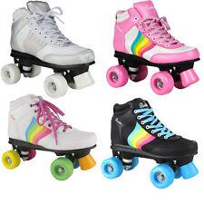 Rookie Forever Damen-Rollschuhe Kinder-Rollschuhe Rollerskates Skates Disco NEU