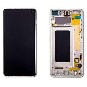 W02 Display Digitizer Screen Assembly Replacement For Samsung Galaxy S10e & Plus