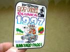 """RARE  1997 ED BIG DADDY ROTH  """" Rat Fink Reunion - Junkyard Pass """""""