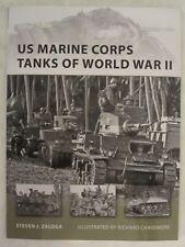 Osprey - US Marine Corps Tanks of World War II (New Vanguard 186)
