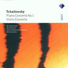 Tchaikovsky Klavierkonzert Nr. 1 / Violinkonzert  apex  CD / NEU+OVP!