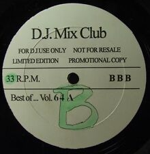 "SECRET SERVICE, CLAUDIA MORI, BOYS TOWN GANG, IVAN very rare 12"" DJ"
